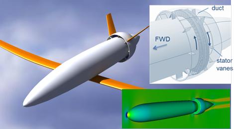 Image result for propulsive fuselage